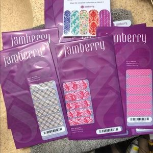 Jamberry Other - Jamberry Nail Wraps